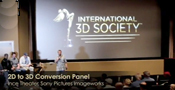 Panel on 2D-to-3D conversion