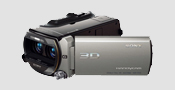 Sony 3D Handycam unveiled at CES